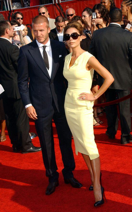 Beckham zdradził, w czym najbardziej lubi oglądać swoją żonę