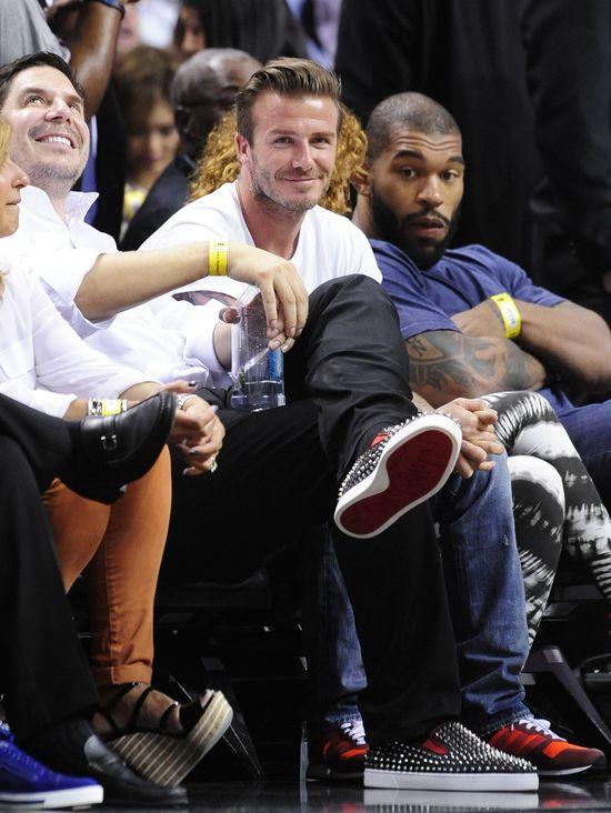 Co wspólnego mają ze sobą Justin Bieber i David Beckham?