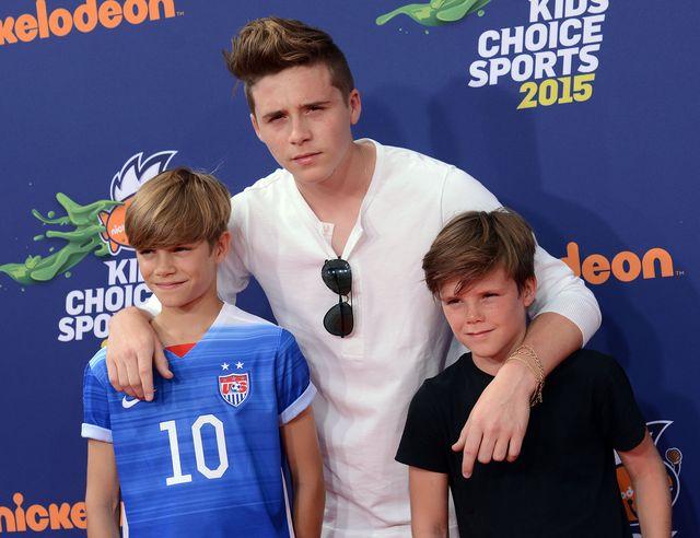 To zdjęcie Brooklyna Beckhama wywołało lawinę komentarzy
