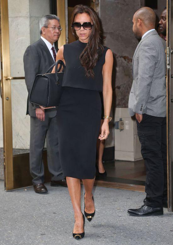Victoria Beckham nie lubi zakupów? (FOTO)
