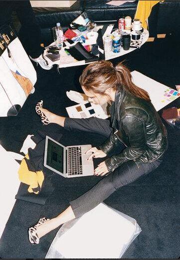 Jak wygląda relaks w wydaniu Victorii Beckham? (FOTO)