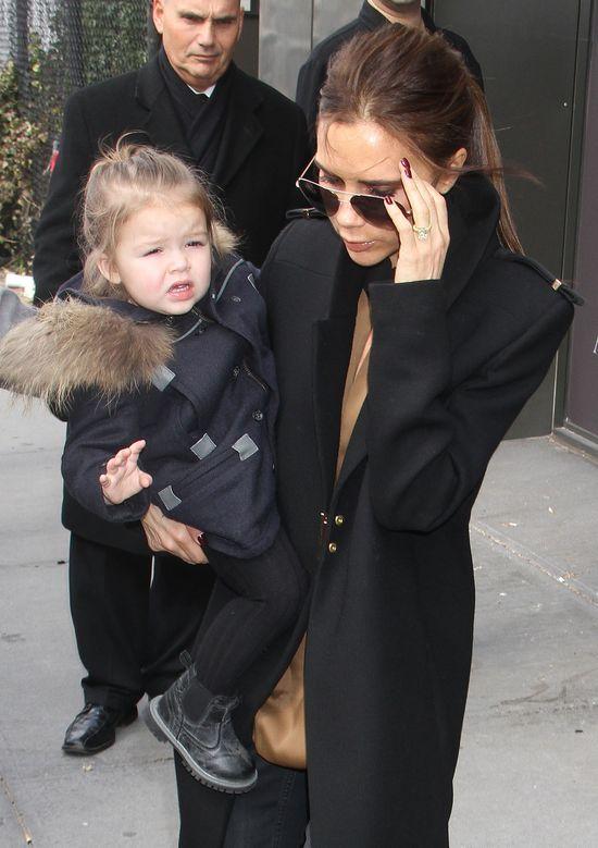 Victoria Beckham: Czuję się winna...