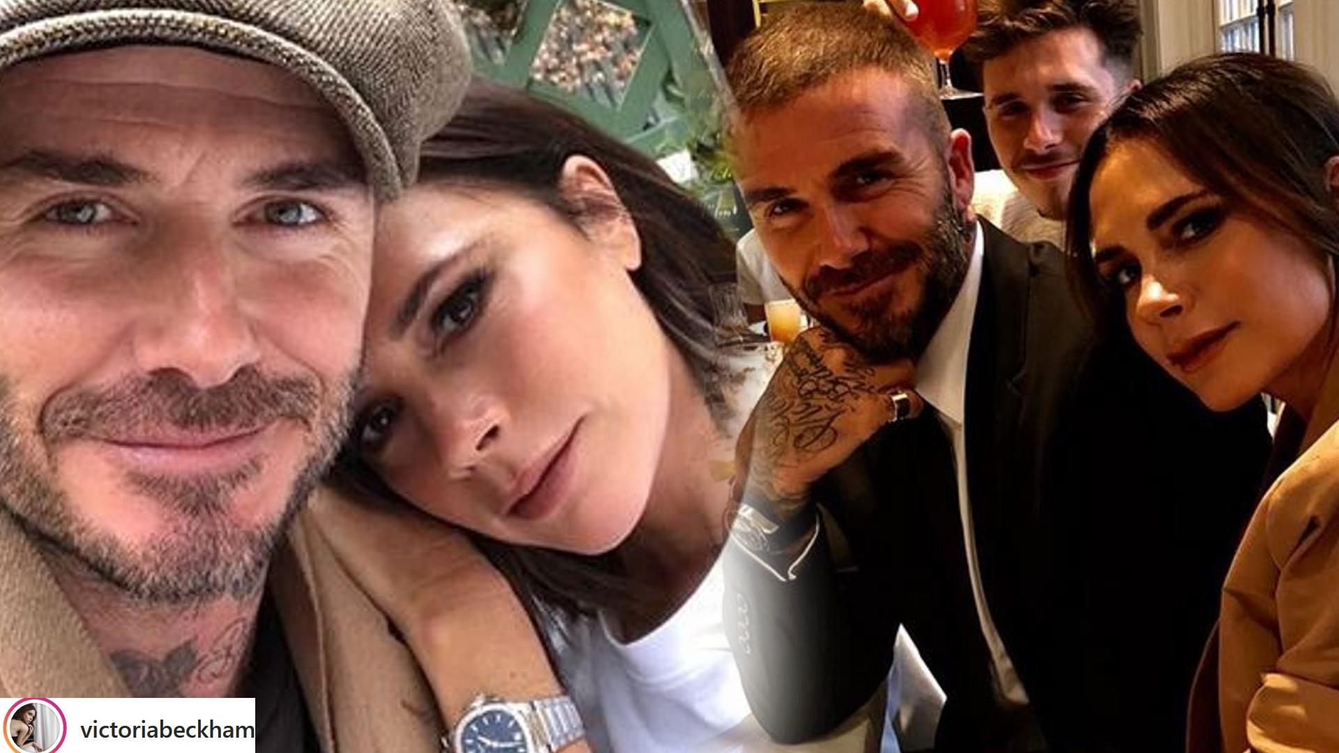 Victoria Beckham jest ZDRUZGOTANA zachowaniem męża