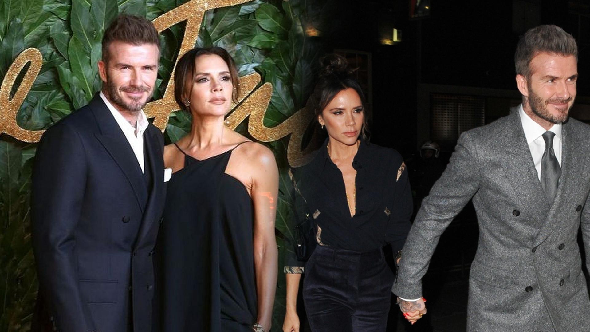 Victoria Beckham komentuje plotki o ROZWODZIE z Davidem