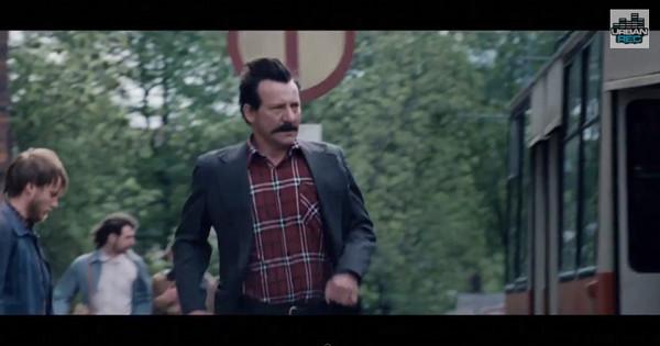 Kamil Bednarek jako stoczniowiec (VIDEO)