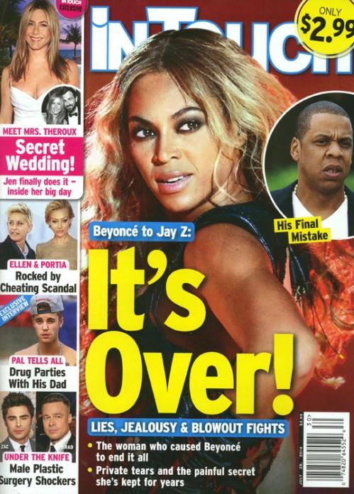 Beyonce komentuje rewelacje na temat rozwodu (FOTO)
