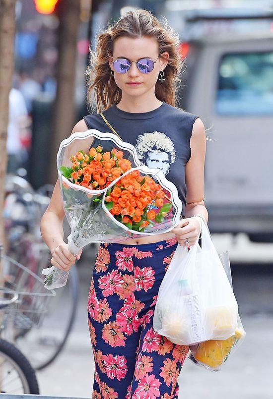 Behati Prinsloo jest na nietypowej diecie (FOTO)
