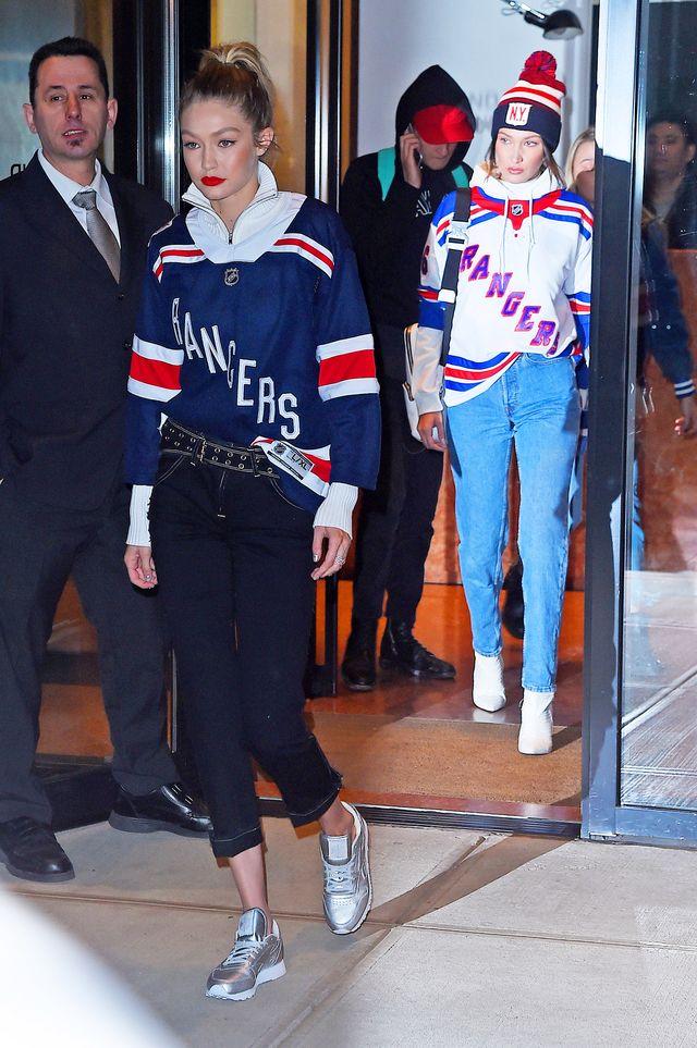 Wow! Tak wyglądają siostry, które zdominowały świat mody!