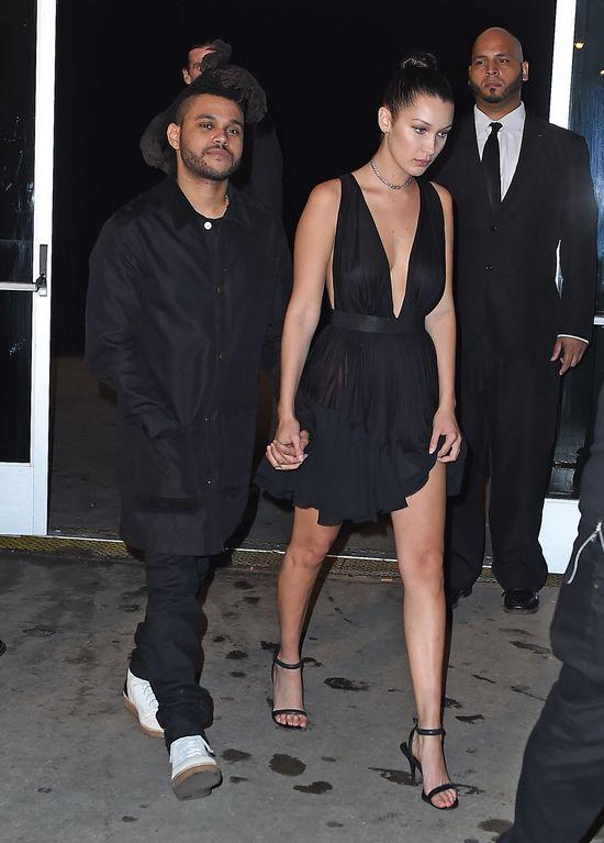 Bella Hadid i The Weeknd rozstali się z hukiem