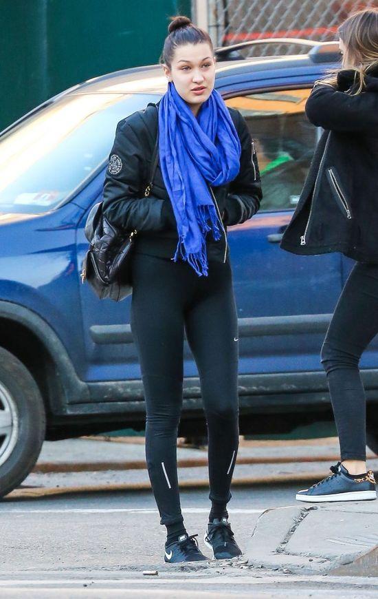 Poznajcie Bellę, siostrę Gigi Hadid (FOTO)