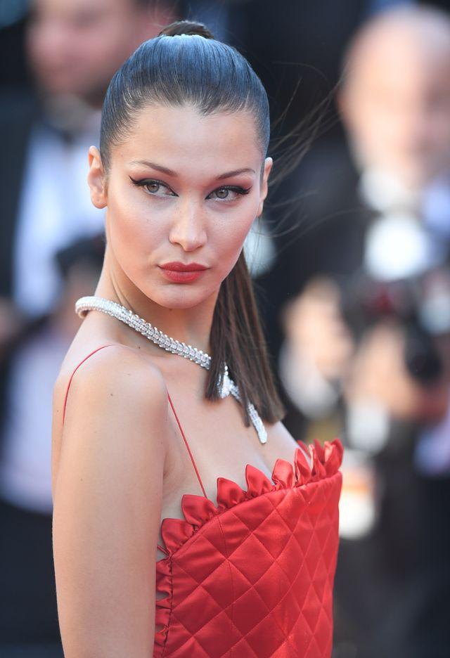 Festiwal w Cannes należy do Belli Hadid. Bezsprzecznie