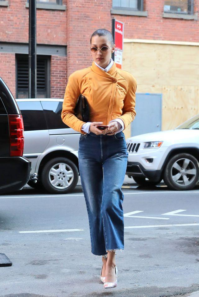 Myślałeś, że prywatnie nosi tylko dresy?