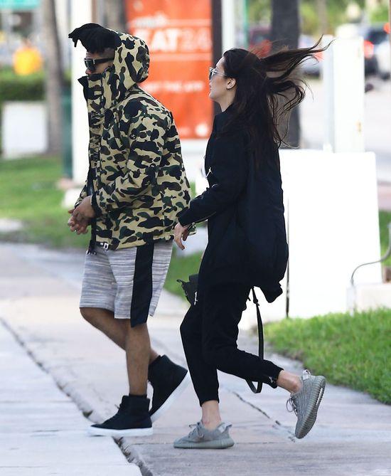 Jakieś dziwne to rozstanie Belli i The Weeknd... (FOTO)