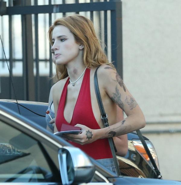 Bella Thorne zupełnie jak... DODA! (FOTO)