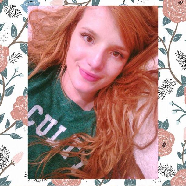 Jak wygląda Bella Thorne bez makijażu? (FOTO)