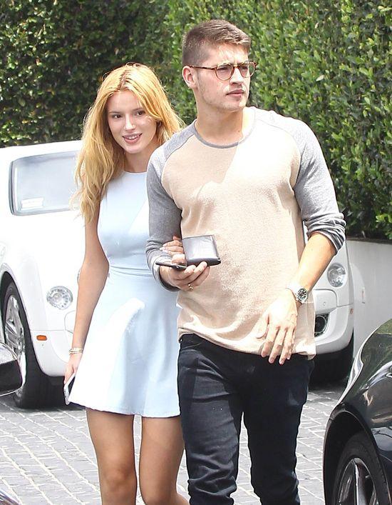 To nie plotki. Bella Thorne naprawdę z nim jest (FOTO)