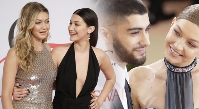 Bella Hadid pokazała, co myśli o rozstaniu Gigi i Zayna