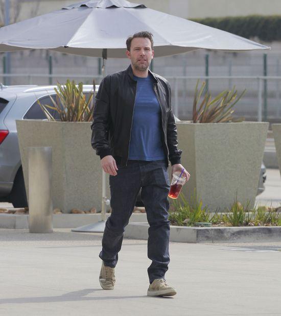 Ben Affleck został zapytany o relację z Jennifer Garner