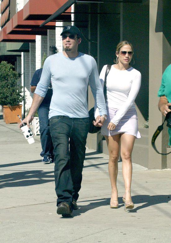Jennifer Lopez i Ben Affleck nie przestają smsować!