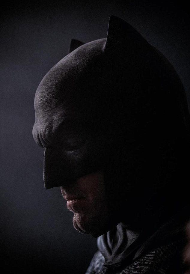 Są nowe zdjęcia Bena Afflecka jako Batmana!