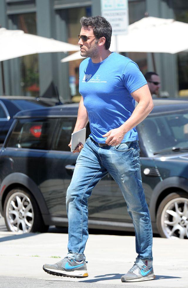 Ben Affleck nie jest sztywniakiem! [VIDEO]