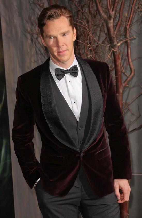 Benedict Cumberbatch czuje się niezręcznie przez matkę