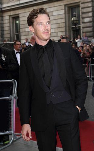 Wiemy, kim jest nowa dziewczyna Benedicta Cumberbatcha