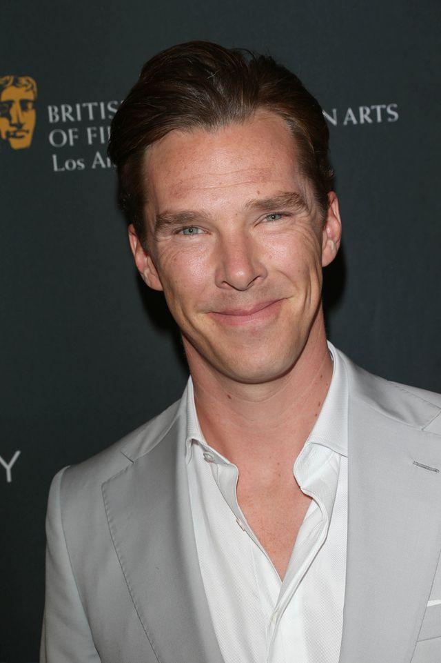 Benedict Cumberbatch o�wiadczy� si�!