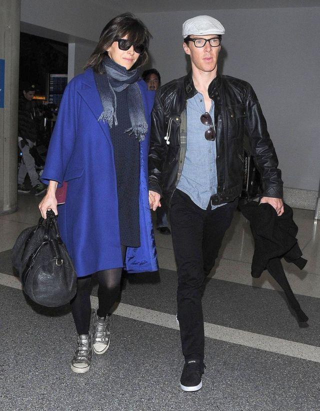 Cumberbatch chce się ożenić przed narodzinami dziecka