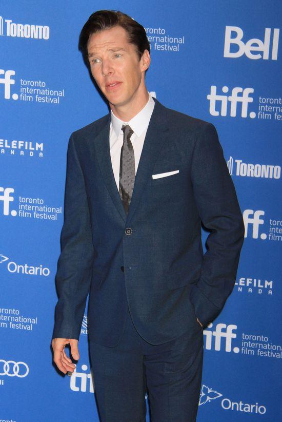 Cumberbatch: Moja nazwisko brzmi jak bąk w wannie!