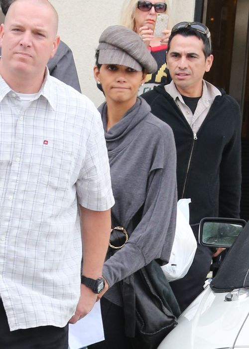 Choinka trafiła już do domu Halle Berry (FOTO)