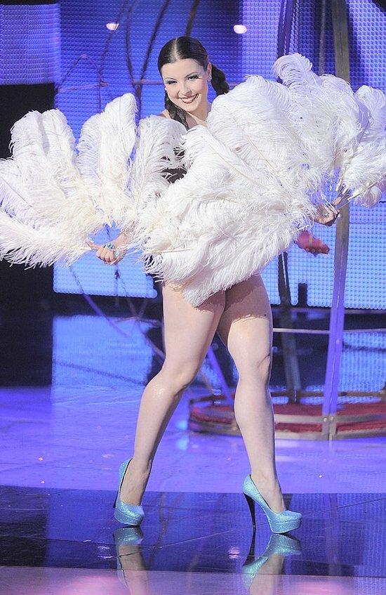 Betty Q topless nie rozpaliła publiczności Mam talent (FOTO)