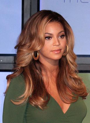 Beyonce bardzo naturalnie