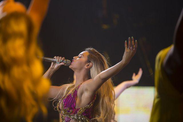 Gdzie podziała się połowa Beyonce? (FOTO)