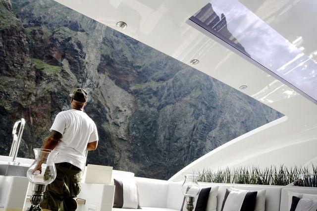 Beyonce i Jay Z wypoczywają na jachcie (FOTO)