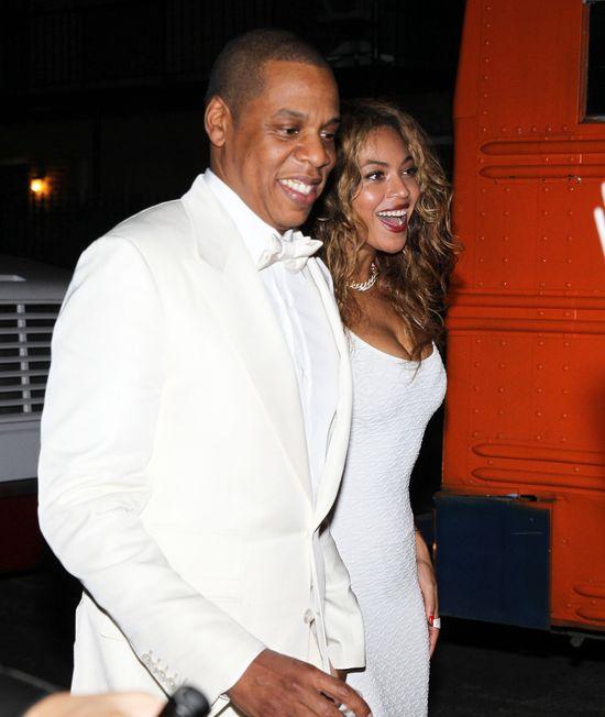 Beyonce na �lubie siostry w bia�ej sukni? (FOTO)