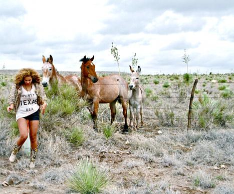 Beyonce i jej cudowne wakacje (FOTO)