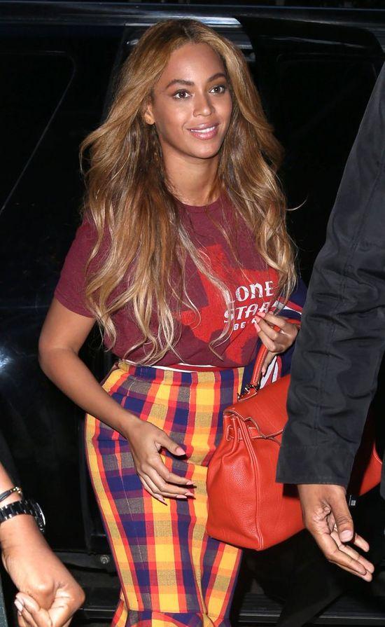 Tak pstrokatej Beyonce nie widzieliśmy dawno (FOTO)