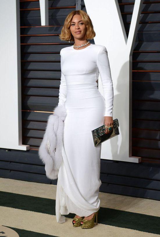 Jay Z nie chcia� pozowa� z Beyonce na czerwonym dywanie?