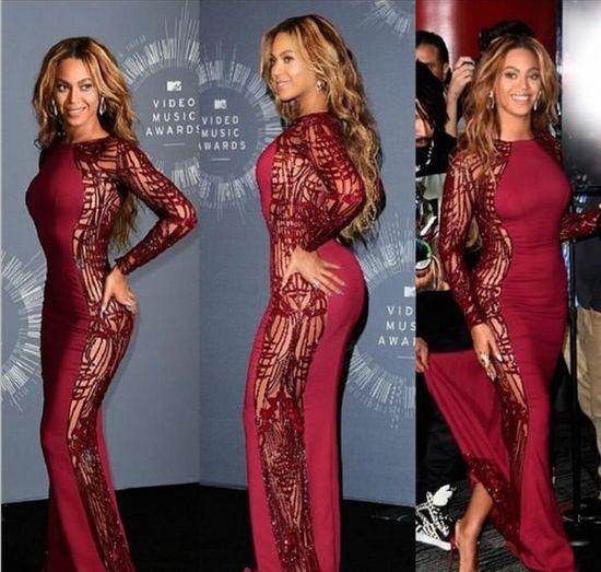Tak Blake Lively podlizuje si� Beyonce (FOTO)
