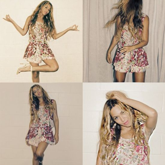 Beyonce o zostawieniu Jaya Z