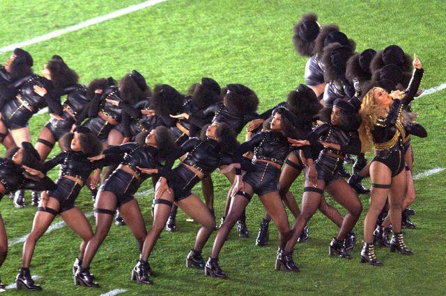 Nagle si� okaza�o, �e nie maa komu broni� Beyonce