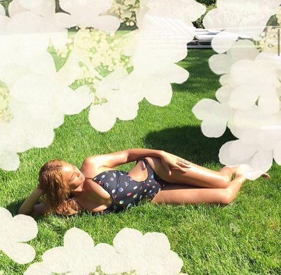 Beyonce w Vogue'u nie mówi ani słowa!