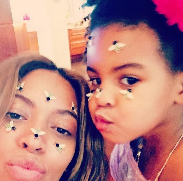 Kim Kardashian i Beyonce są do siebie podobne bardziej niż..