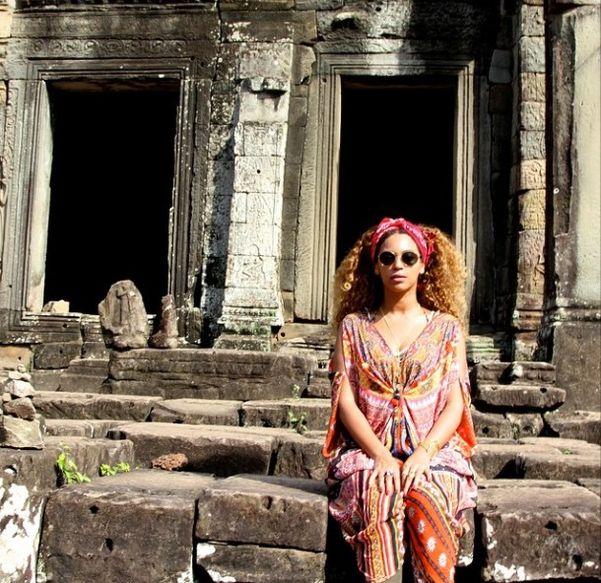 Tak Beyonce ogłosiła, że jest w CIĄŻY? (FOTO)