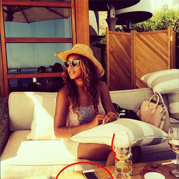 Co Beyonce chciała zatuszować? (FOTO)