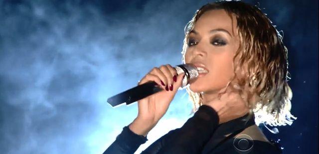 A taki wstęp dali Beyonce i Jay Z na Grammy 2014 (VIDEO) jay z beyonce występ grammy 2014