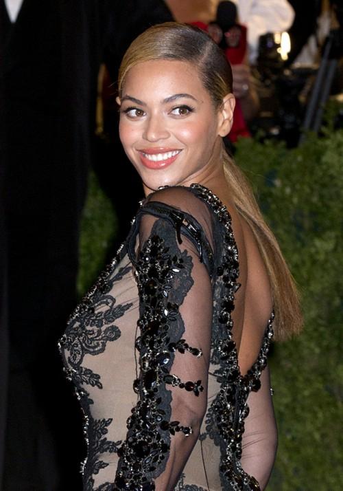 Beyonce na gali Metropolitan Museum of Art (FOTO)