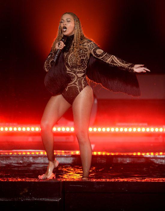 Fan Beyonce wpadł w szał, gdy na jej koncercie zobaczył...