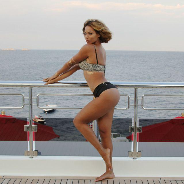 Uda Beyonce zaginają czasoprzestrzeń (FOTO)